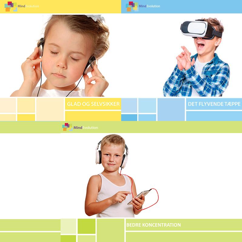 3 børnemeditationer